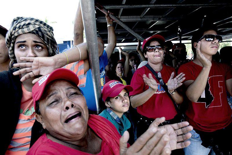 Chavez_begravelse